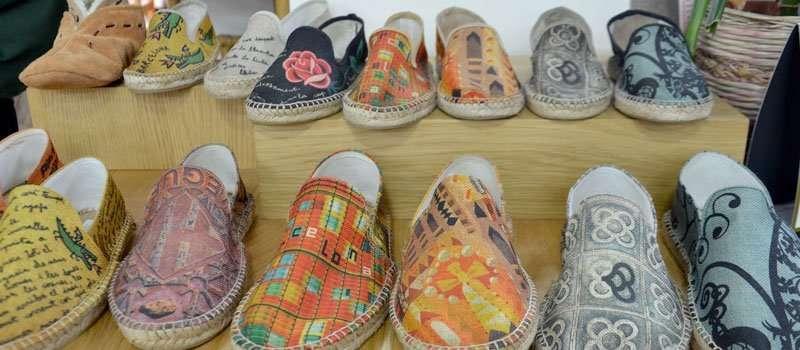handmade show store in barcelona