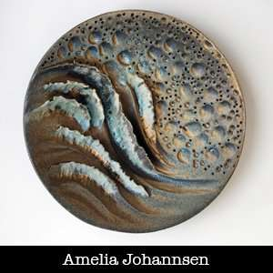 Amelia Johannsen Ceramic Artist in Barcelona