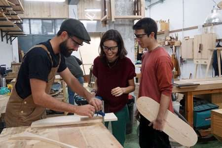 make your own skateboard with aymaboards
