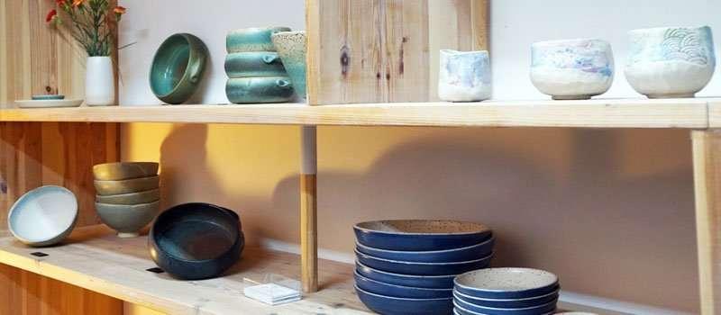 buy handmade pottery in barcelona