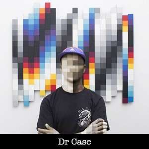 dr case artist in barcelona