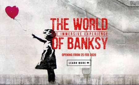 the world of Banksy in Barcelona