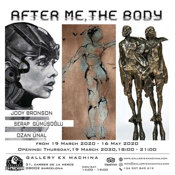 after me the body