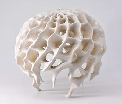 Ceramic Sculpture by Dalia
