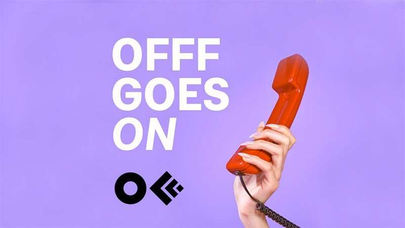 OFFF goes online