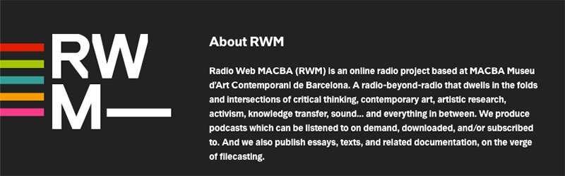 radio web macba
