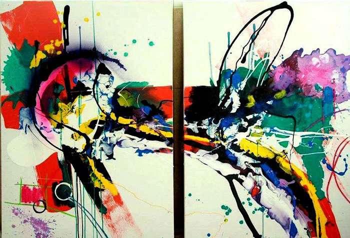 Abi Fantastic painting