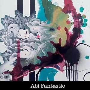 Abi Fantastic Mixed Media Artist