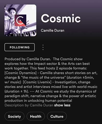 cosmic-show-on-art-change