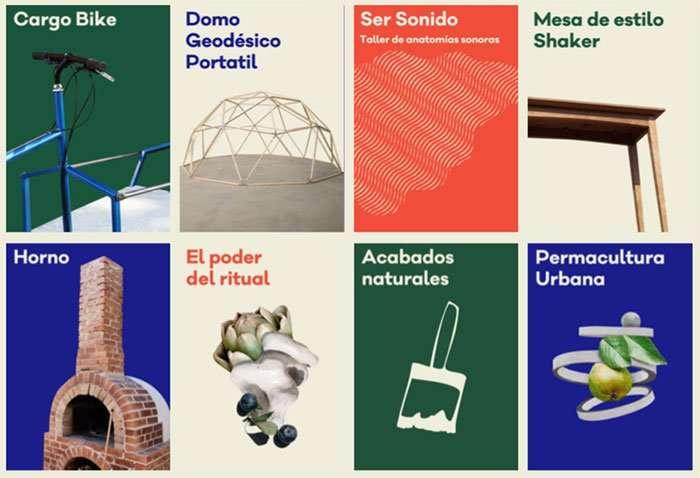 creative summer workshops in barcelona