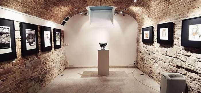 art gallery barcelona