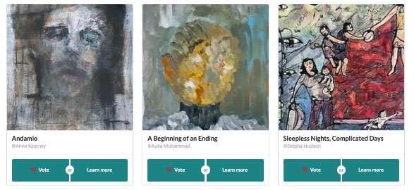 the confinement chronicle online exhibition
