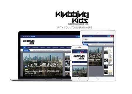 electronic music magazine klubbingkids barcelona