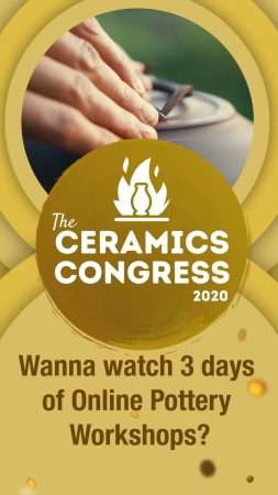 ceramics congress 2020