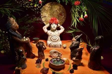 ceramics goddess workshop barcelona