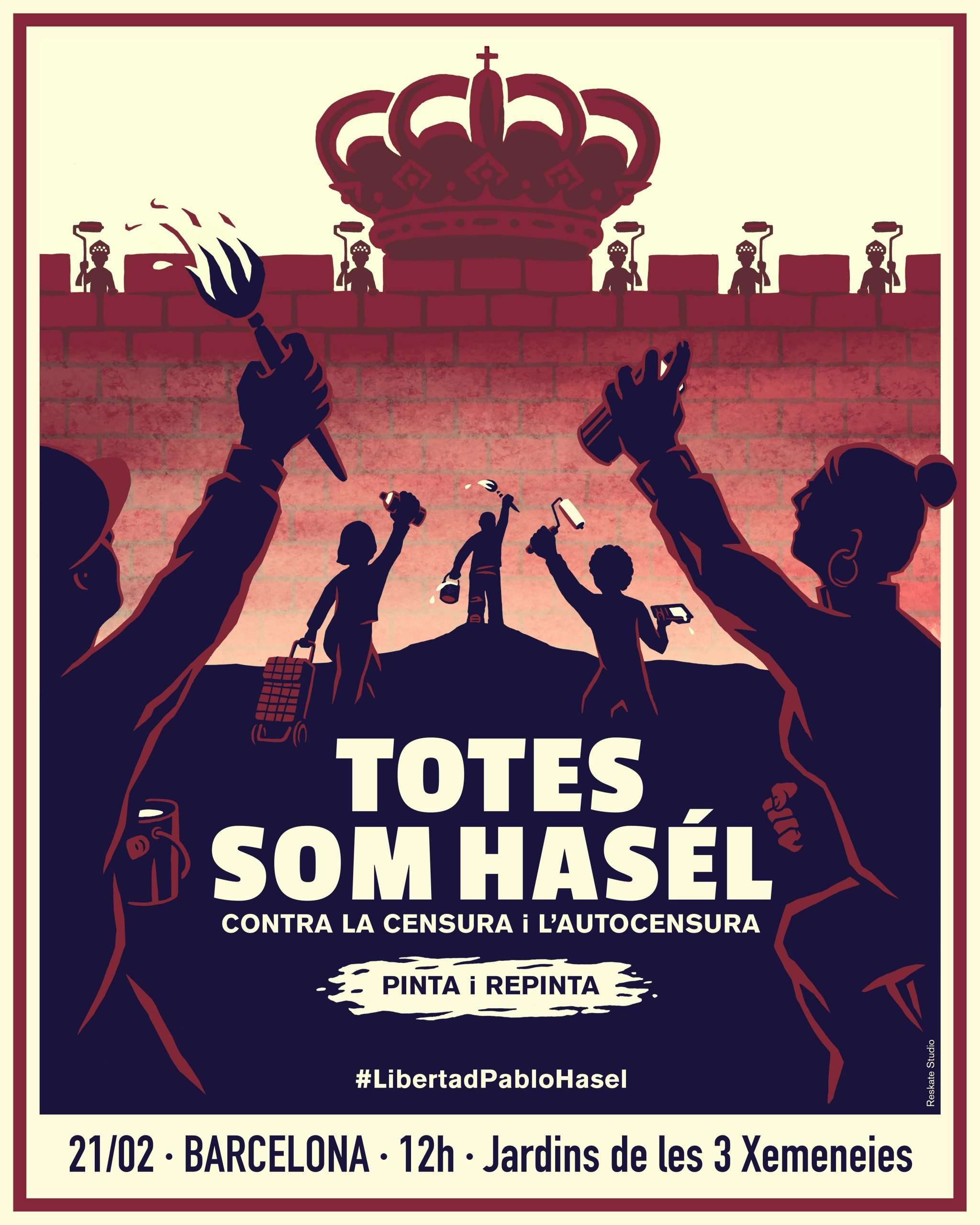 Artistic Protest pablo hasel