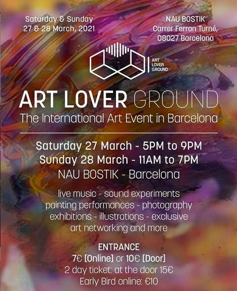 art lover ground march 2021