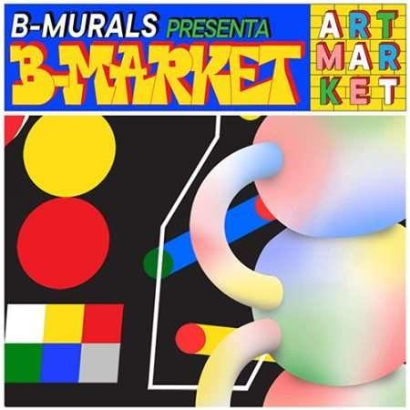 b-murals art market
