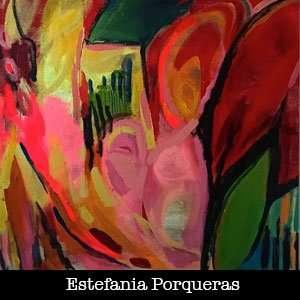 Estefania Porqueras Painter Barcelona