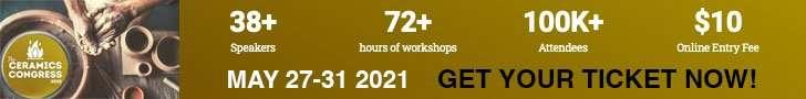 ceramics congress 2021