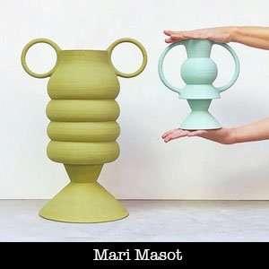 mari masot ceramics barcelona
