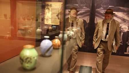 Ceramics from Hamada and Artigas